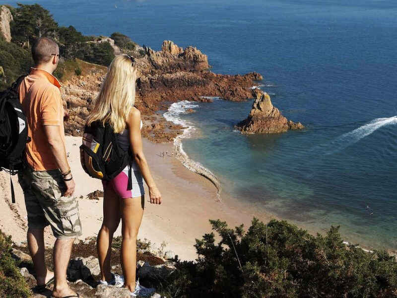 Guernesey voyages et séjour iles anglo-normande