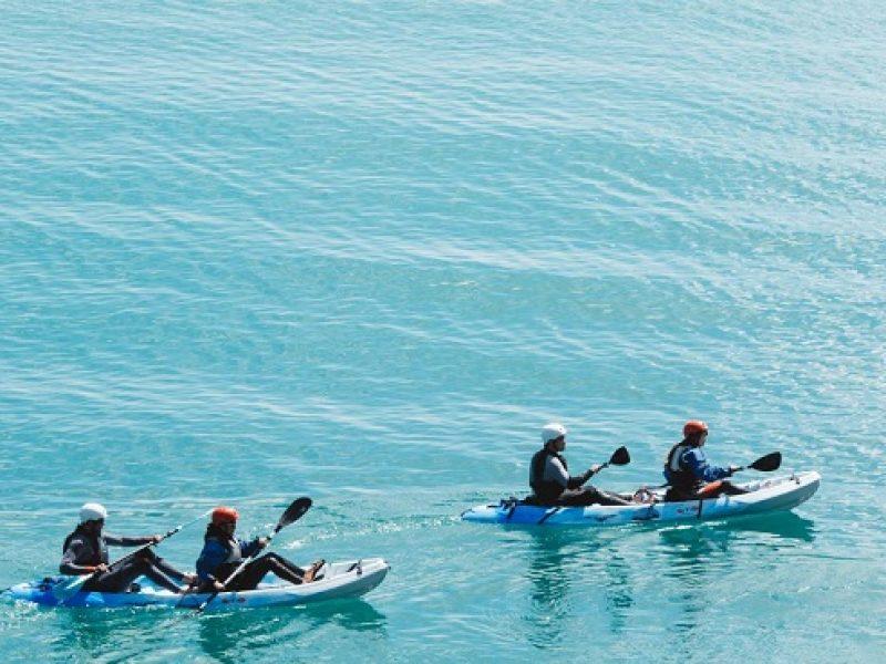 activités de groupes dans les iles anglo-normandes