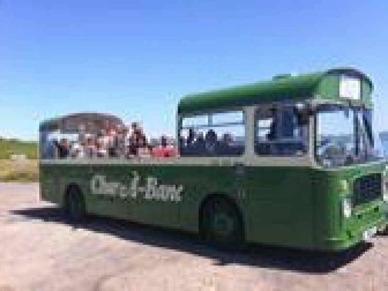 jersey tour bus