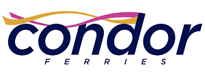 Logo de la compagnie maritime condor ferries
