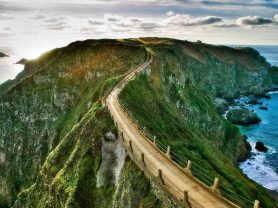 Voyage et séjour à Sark ile anglo-normande