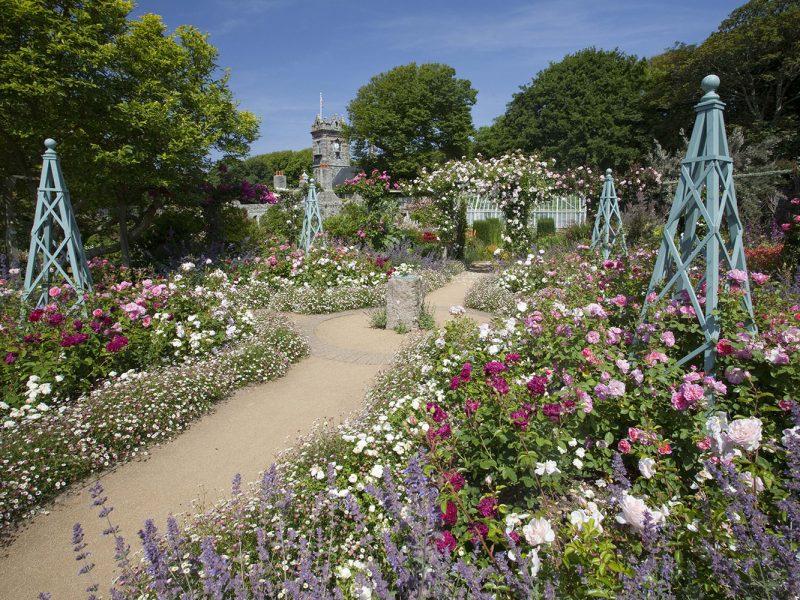 sercq seigneurie jardin sark