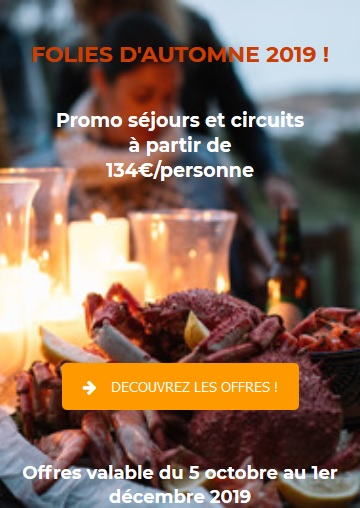 promos folies automne jersey guernesey