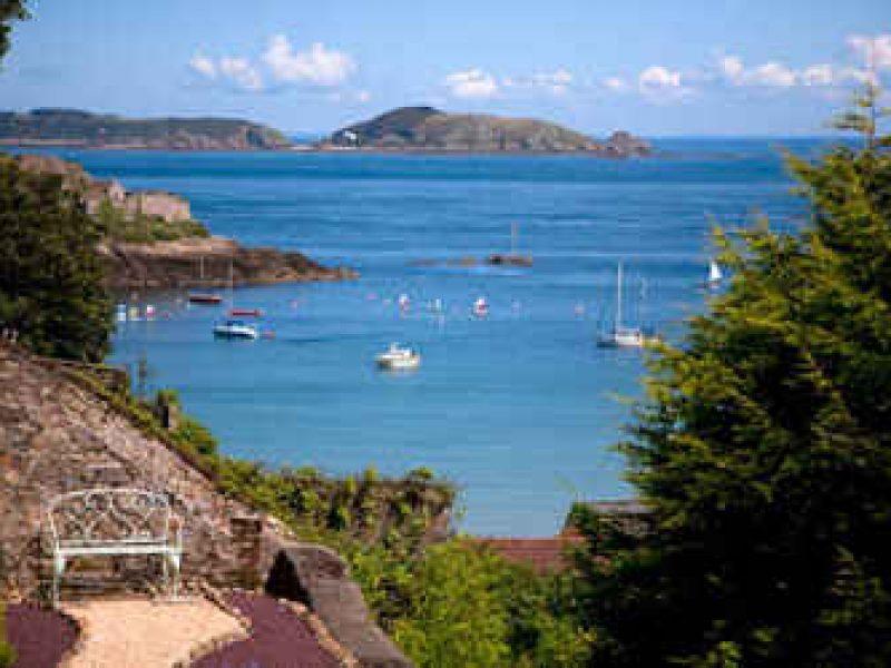 Guernesey île de caractère e d'histoire