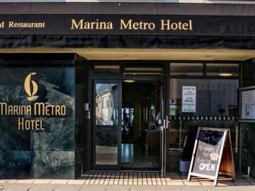 marina metro - hotel- jersey