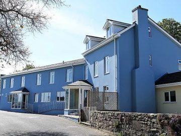 aurigny, alderney, hotel