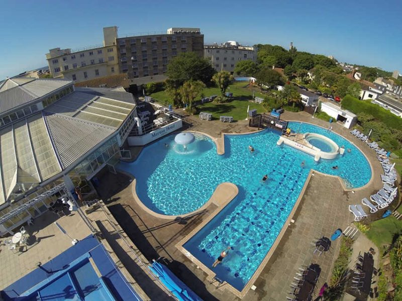 Hotel merton avec piscine à Jersey