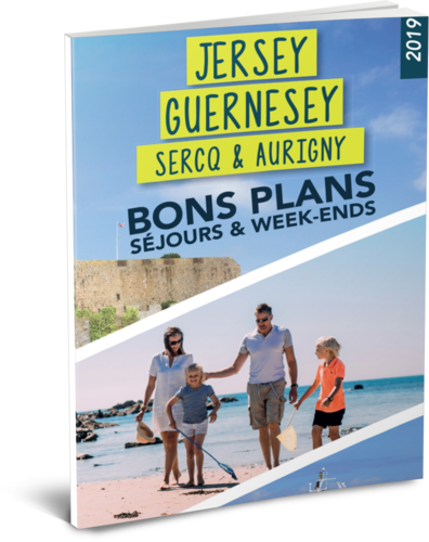 Bonsplans 2019 séjours weekend jersey guernesey