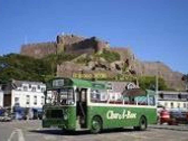 jersey tour en bus