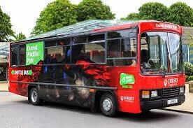 tour bus jersey