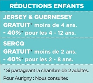 bons plans tarfis reductions enfants