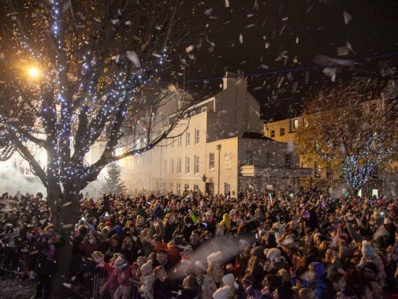 passez les fêtes de fin d'année à Jersey ile anglo-normande