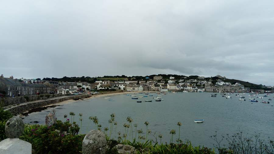 baies des iles scilly