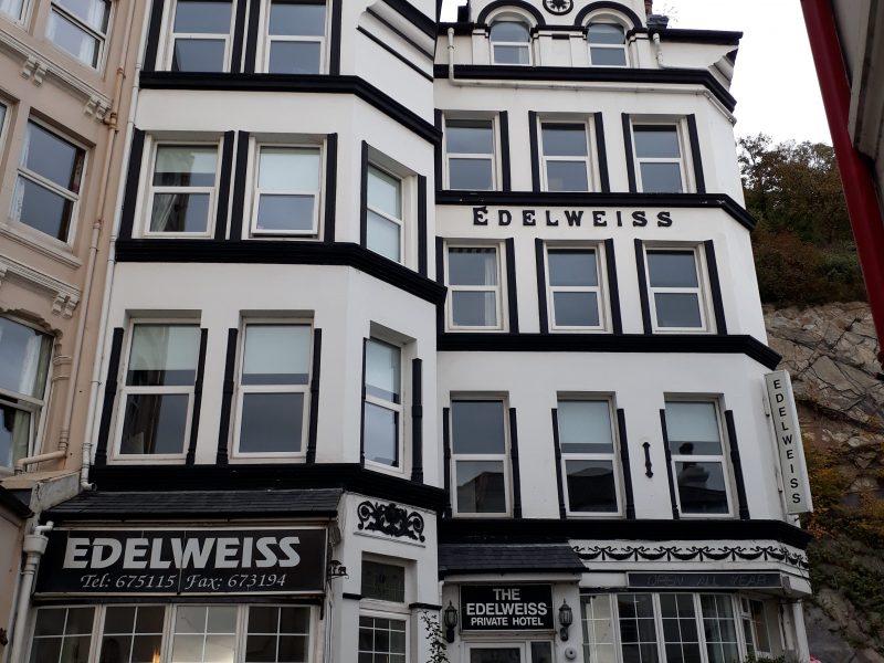 edelweiss guest house douglas ile de man