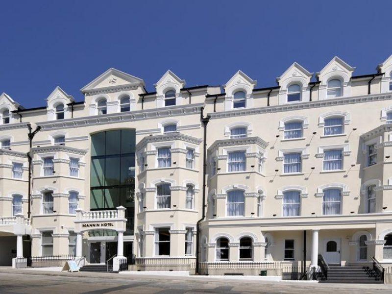 Douglas Ile de Man Mannin hotel