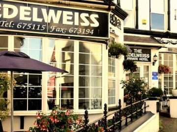 edelweiss guest house ile de man hotel