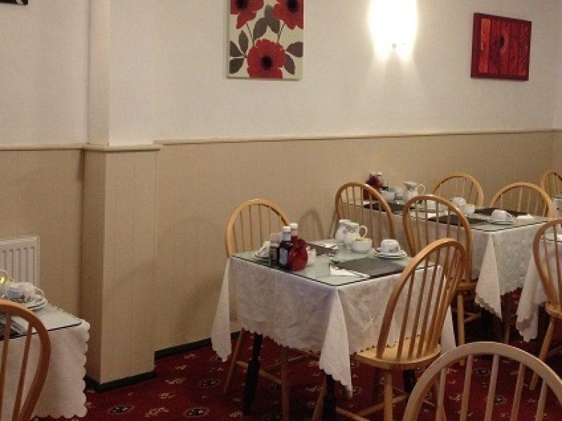 edelweiss guest house ile de man hotel diner