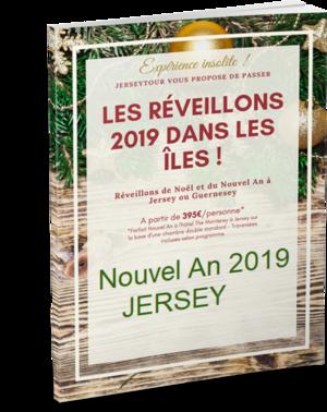 offre reveillon nouvel an 2019 a jersey